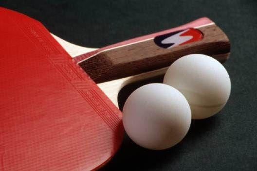 Настільний теніс для здоров`я і гарного настрою