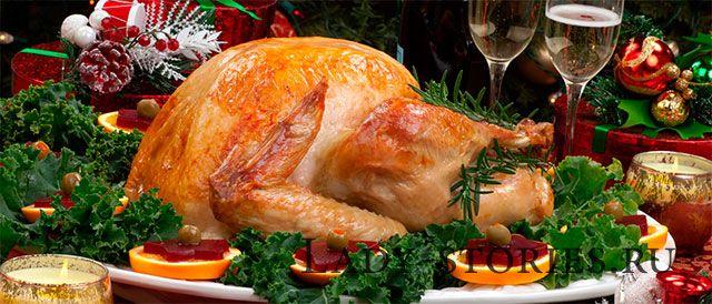 Новий рік - не привід для дієти