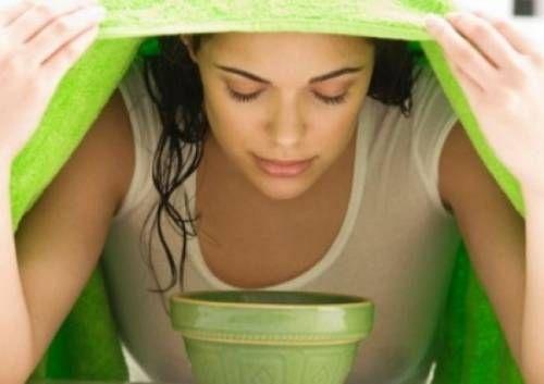 Очищення шкіри за допомогою парових лазень