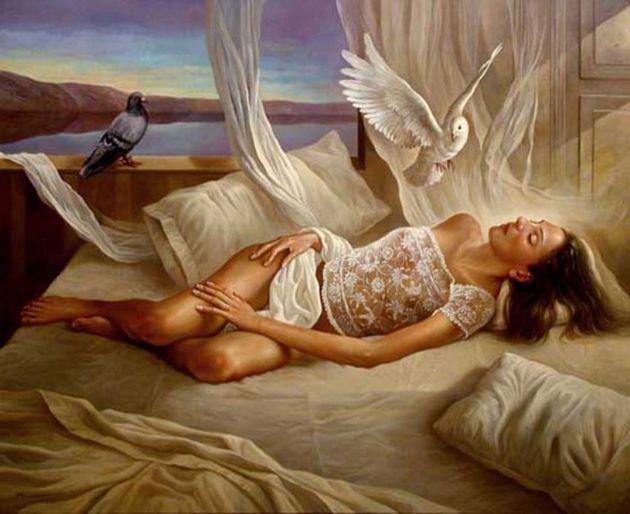 Обережно: сни можуть нашкодити вашому здоров`ю!