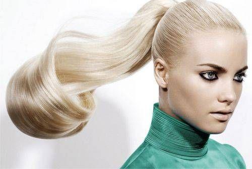 Освітлення і знебарвлення волосся в домашніх умовах