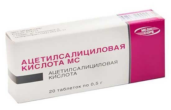 Від чого допомагає ацетилсаліцилова кислота: показання до прийому