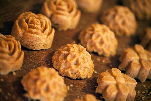 Пісочне печиво - ідеї до свята і на кожен день