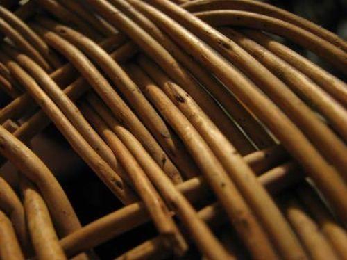 Плетіння кошиків з лози для початківців