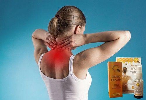 Переможи свій біль за допомогою спрею osteo health (остео хелс)