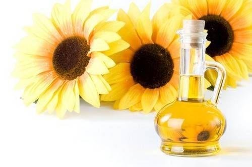 Соняшникова олія для здоров`я волосся