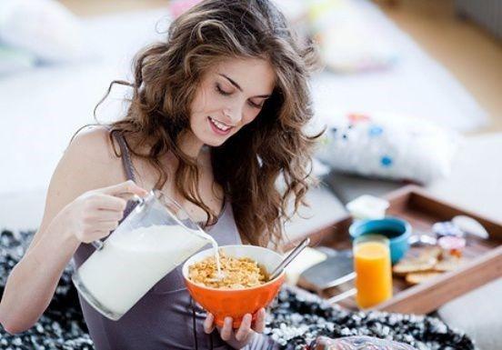 Корисні продукти для здорового сніданку. Харчуємося правильно
