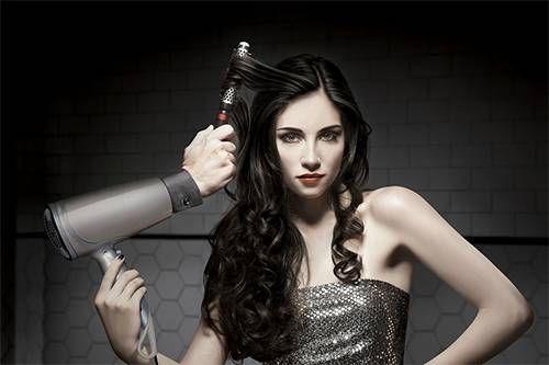 Правила вибору фена-щітки для волосся