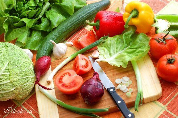 Правильне харчування для здорового способу життя
