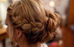Зачіска колосок - як плести? Фото і відео