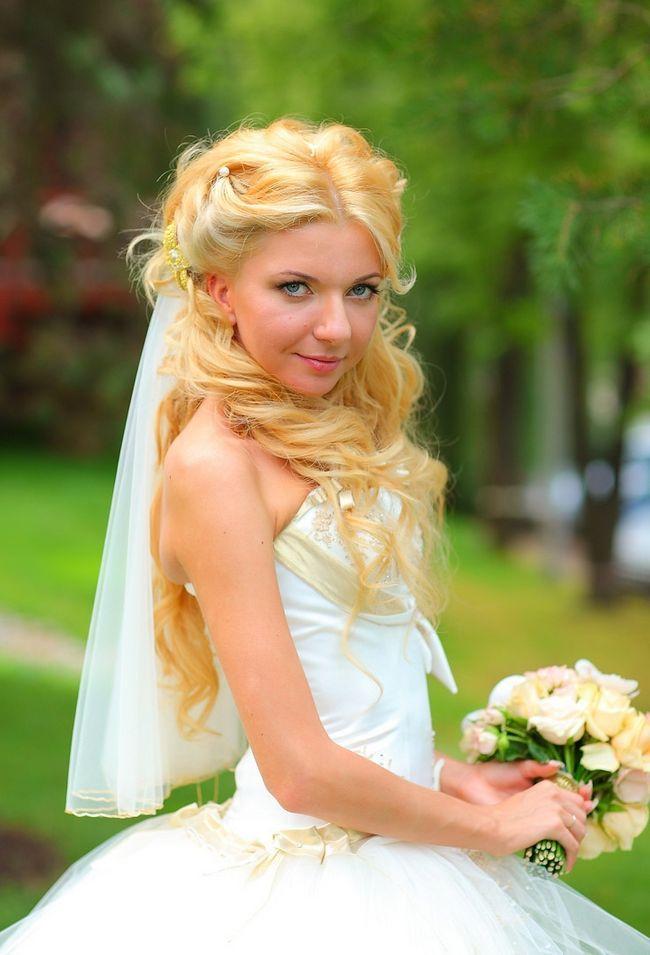 Зачіска на весілля: як підібрати? Кращі варіанти укладок для весільного торжества