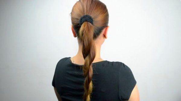 Зачіски з кіс на довге волосся (покроково)
