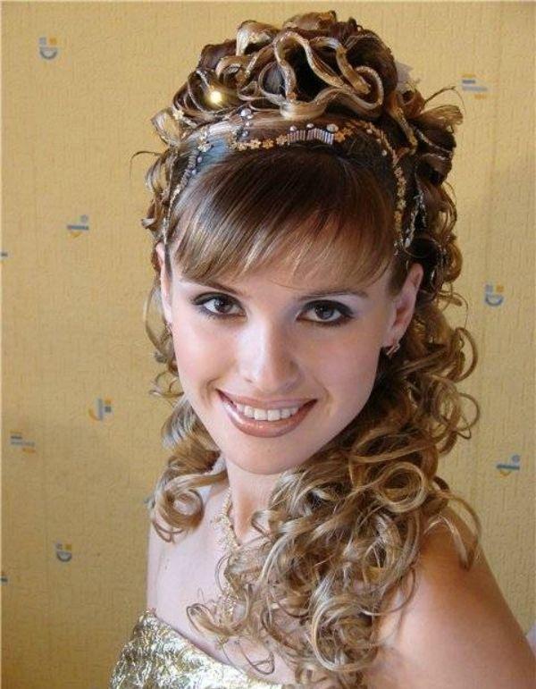 Зачіски на бал: фото. Як вибрати бальні зачіски?