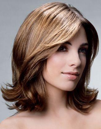 Зачіски на кожен день для волосся середньої довжини