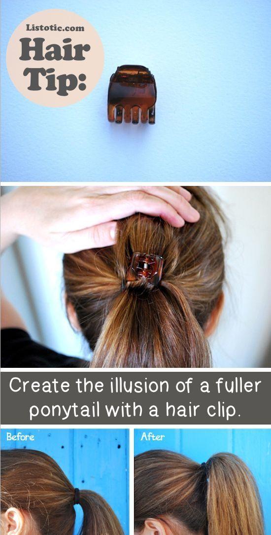 Прості зачіски на кожен день своїми руками