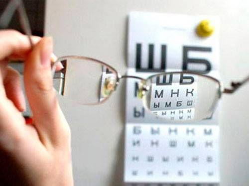 Прості вправи для поліпшення зору