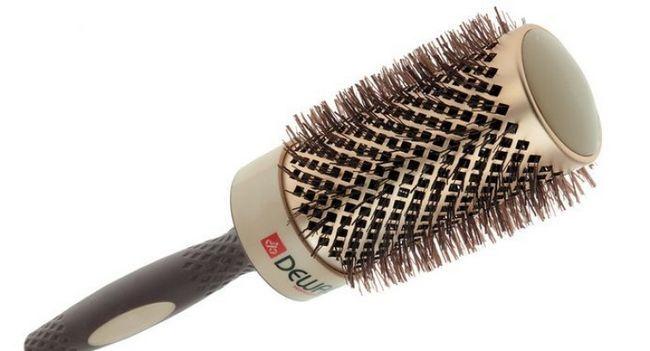 Гребінець брашінг - вирівнюйте волосся із задоволенням