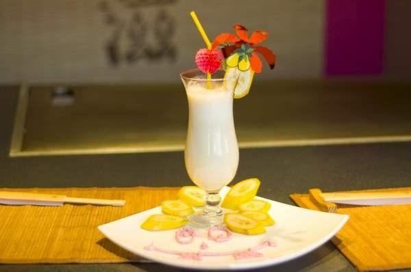 Коктейль з морозивом і бананом: класичний рецепт