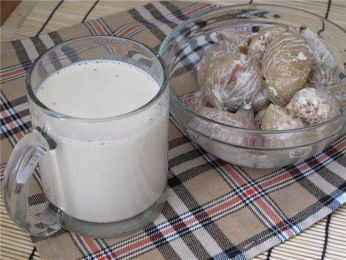 Рецепти застосування інжиру з молоком від кашлю