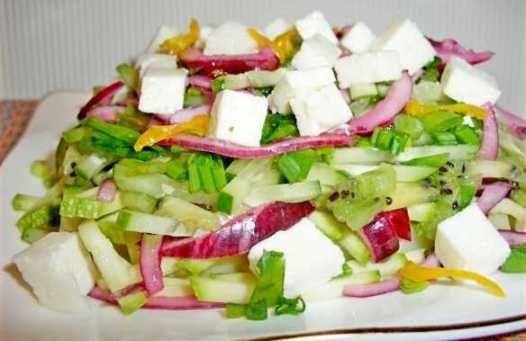 Салат для годуючих мам Вітамінний заряд