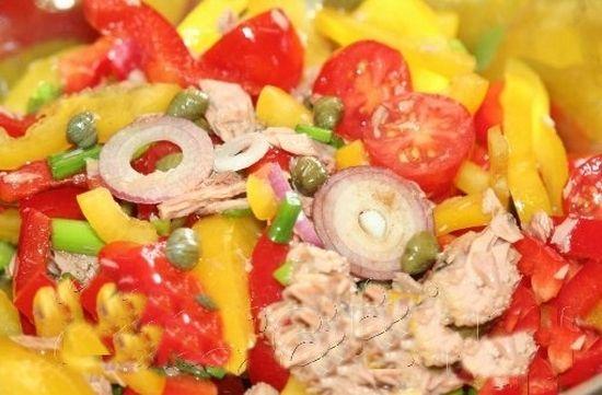 Салат для годуючих мам Рибне місце