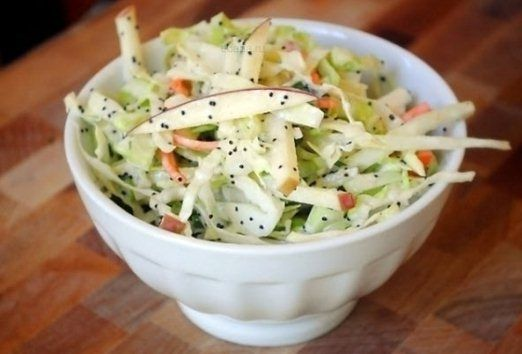 Салат для годуючих мам Витаминка