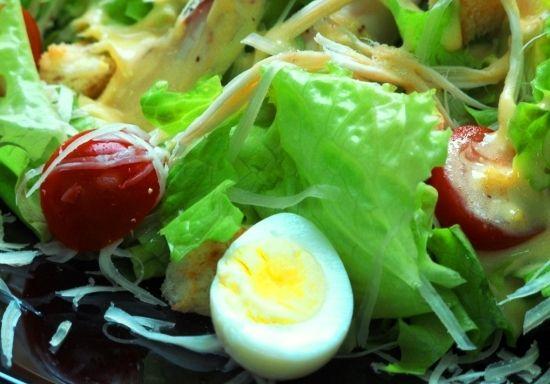 Салат для годуючих мам Незвичайний