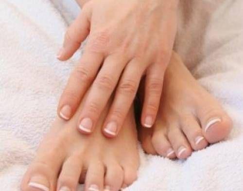 Лущення шкіри на ногах