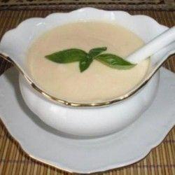 Соус бешамель - класичний французький соус