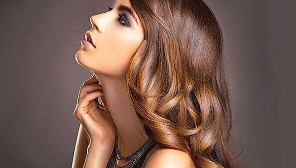 Засоби для блиску волосся професійні