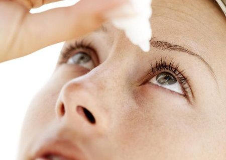 Засоби від почервоніння (почервоніння) очей