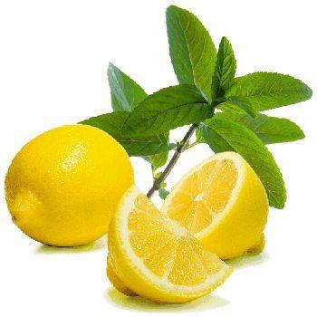 Засоби від прищів на основі лимона