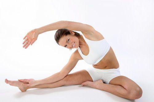 Стретчинг - комплекс вправ