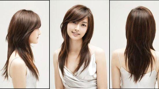 Стрижка для овального особи: вибираємо відповідну зачіску для різної довжини волосся