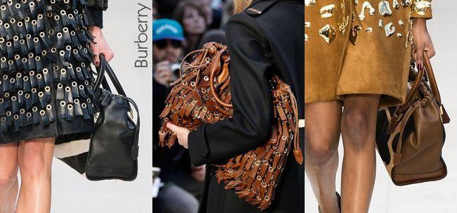 сумка-мішок burberry