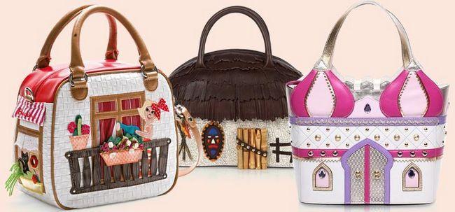 стильні сумки брачіаліні