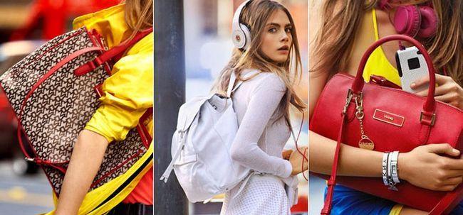 Міські сумки DKNY