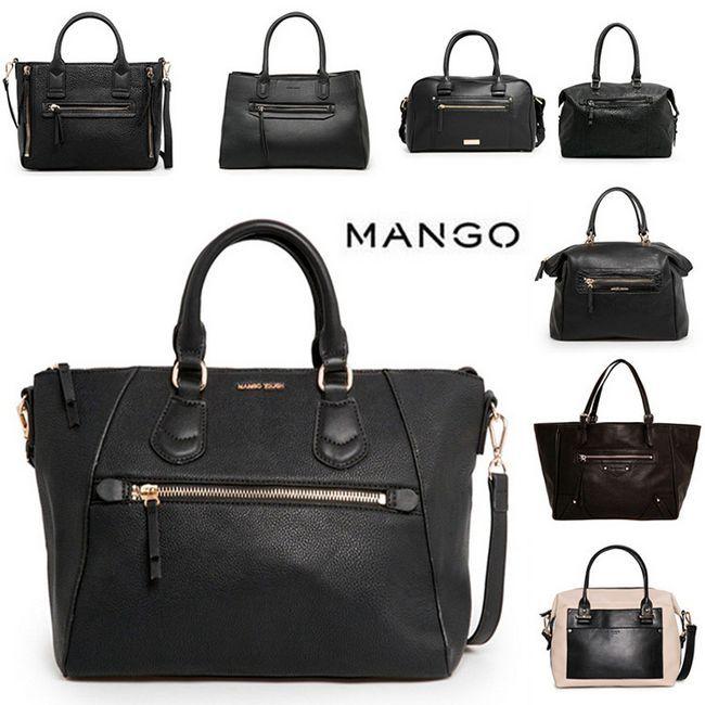 сумки манго для жінок