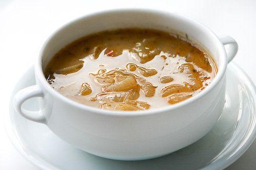 Суп цибульний для стрункості і краси