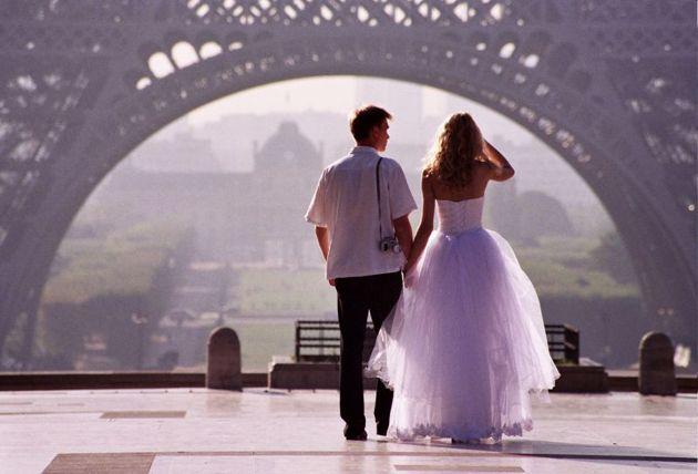 Весілля у франції. Організація весілля у франції