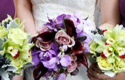 Весільна флористика - фото та ідеї