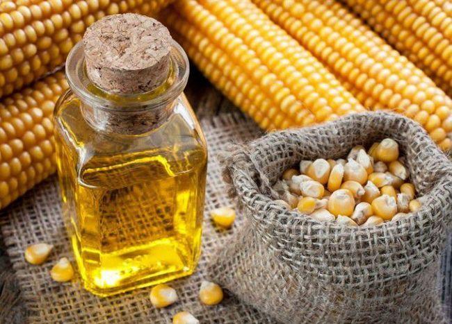 Властивості кукурудзяної олії