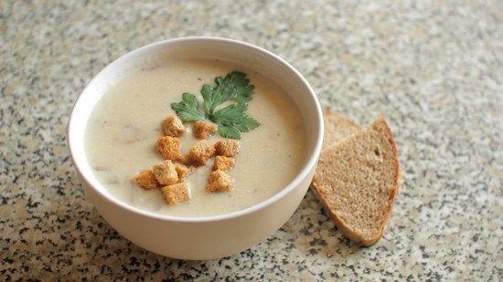 Сирний суп: рецепт дієтичного, курячого страви, крем-супу з плавленим сиром