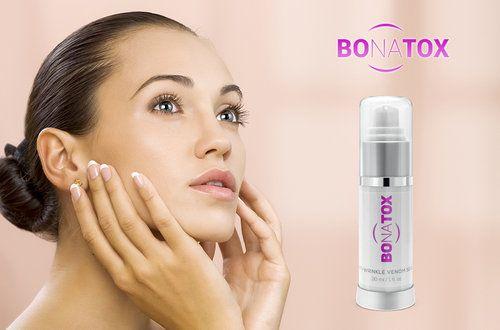 Сироватка bonatox - формула боротьби з сухою і в`ялою шкірою