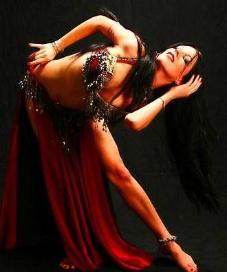 Танець живота для здоров`я жінки