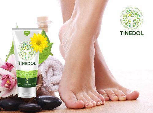 Тінедол - нове унікальне засіб від грибка, свербіння і подразнення