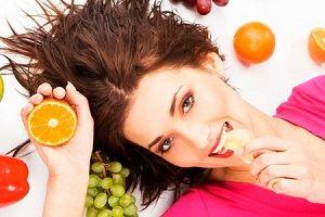 Вітамін С для волосся
