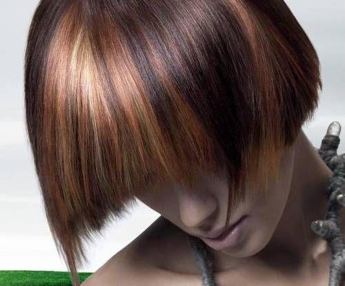 Догляд за мелірованими волоссям