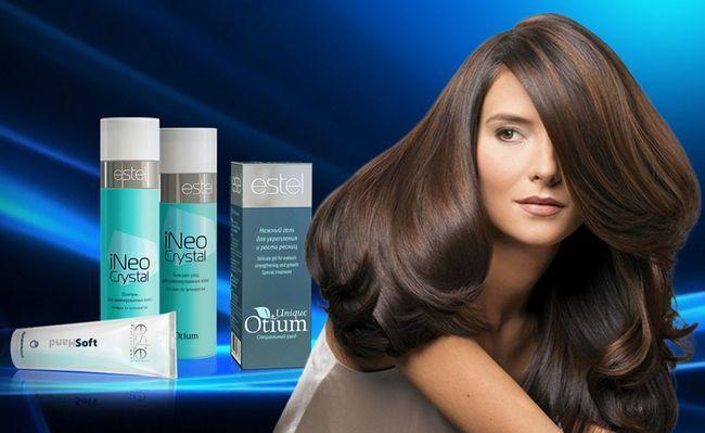 професійний догляд за волоссям Естель фото