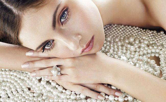 прикраси з перлів